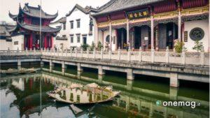 Tempio di Guiyuan, laghetto