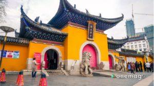 Tempio di Guiyuan, le statue