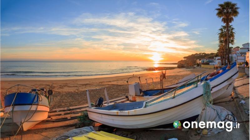 Cosa vedere ad Albufeira, le spiagge, Praia dos Pescadores