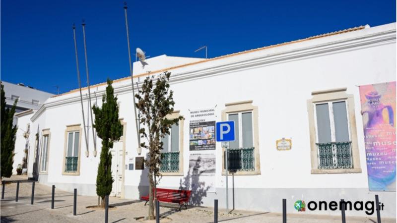 Cosa vedere ad Albufeira, il Museo archeologico