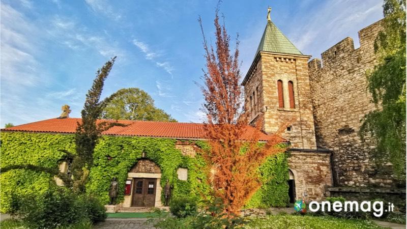 Cosa vedere a Belgrado, la chiesa Ruzica