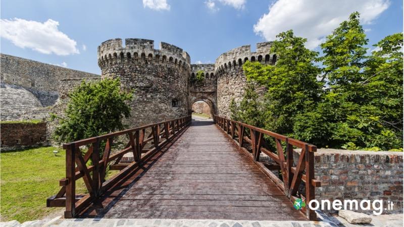 Cosa vedere a Belgrado, la fortezza di Belgrado