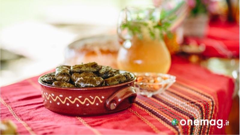 Cosa vedere a Belgrado, capitale della Serbia, la gastronomia, sarma