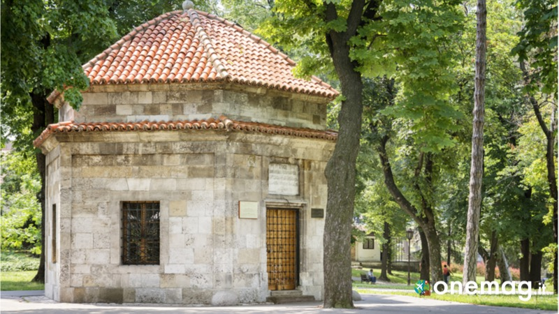 Cosa vedere a Belgrado, il Mausoleo ottomano