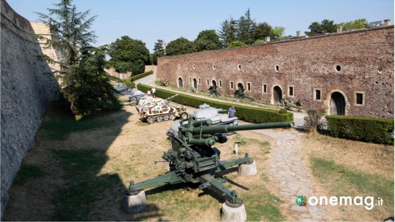 Cosa vedere a Belgrado, il museo militare