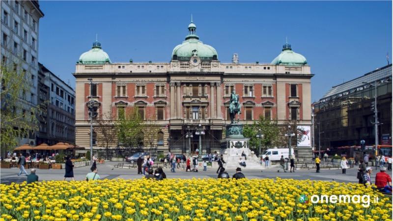 Cosa vedere a Belgrado, il Museo Nazionale