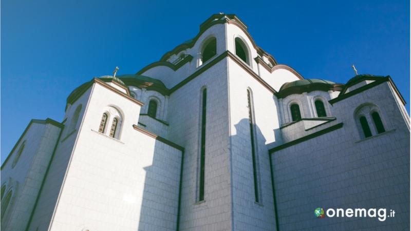 Cosa vedere a Belgrado, il tempio di San Seva
