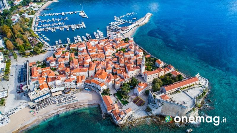 Cosa vedere a Budva, cosa vedere nella città costiera del Montenegro, cosa visitare