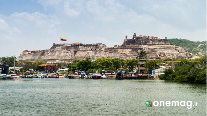 Cosa vedere a Cartagena de Indias, Castillo de San Felipe de Barajas