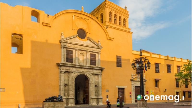 Cosa vedere a Cartagena de Indias in Colombia, la chiesa di Santo Domingo
