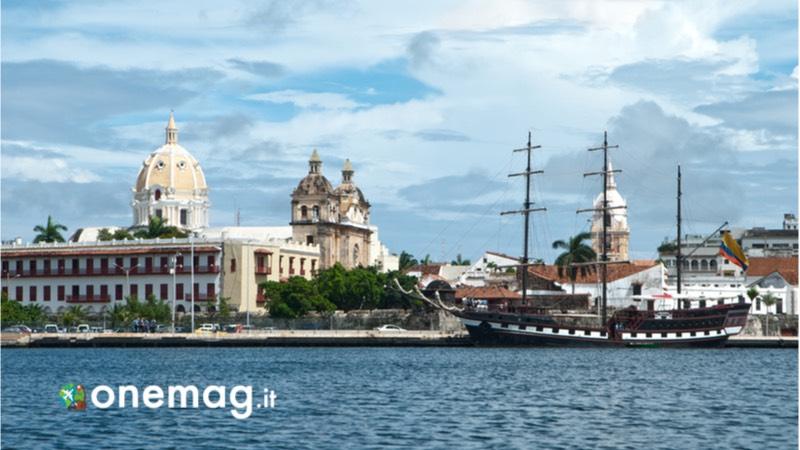 Cosa vedere a Cartagena de Indias, la costa caraibica della Colombia, il porto