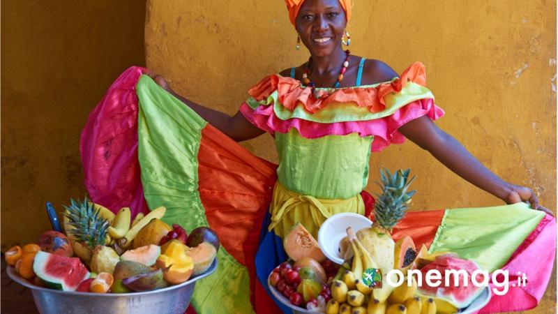 La gastronomia di Cartagena de Indias