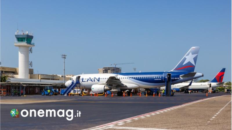 Come raggiungere Cartagena de Indias dall'Italia, l'aeroporto di Cartagena de Indias