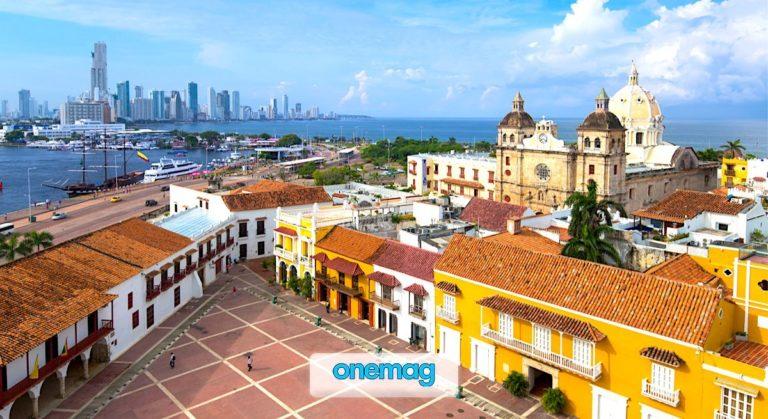Cartagena de Indias, la costa caraibica della Colombia