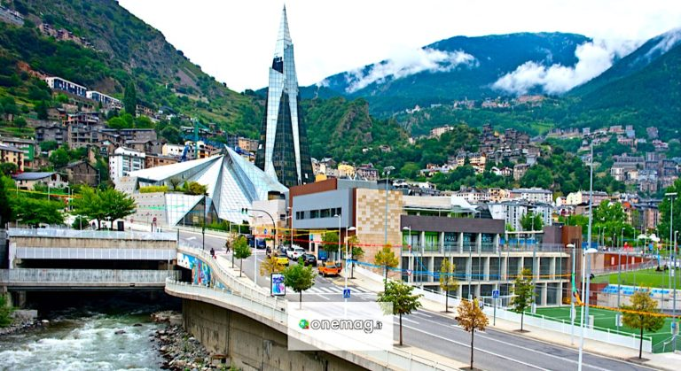 Escaldes-Engordany, guida alla città termale di Andorra