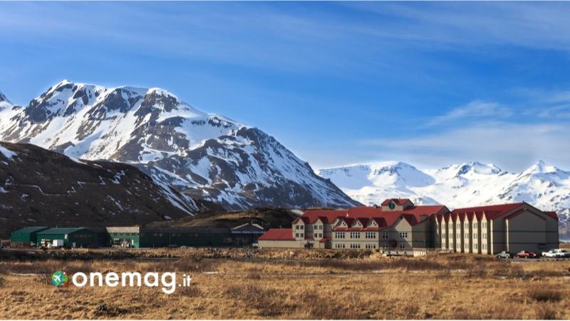 Il centro visitatori della Seconda Guerra Mondiale, Unalaska