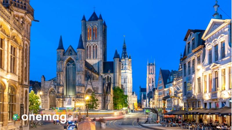 Cosa vedere a Gand, centro storico