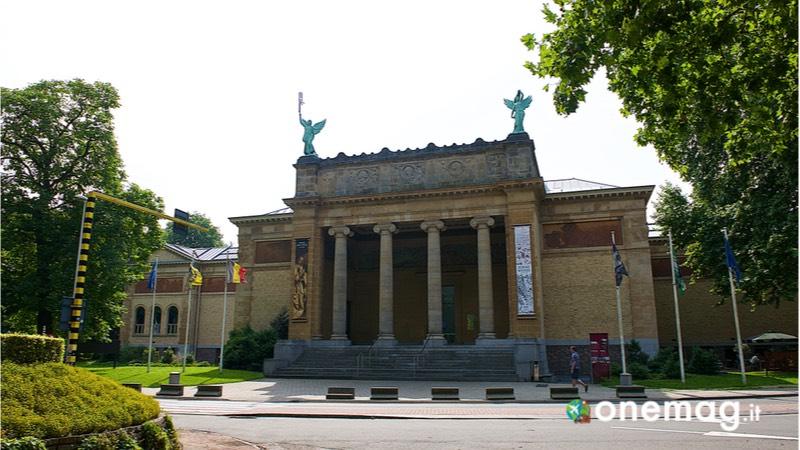 Cosa vedere a Gand, il Museo di Belle Arti