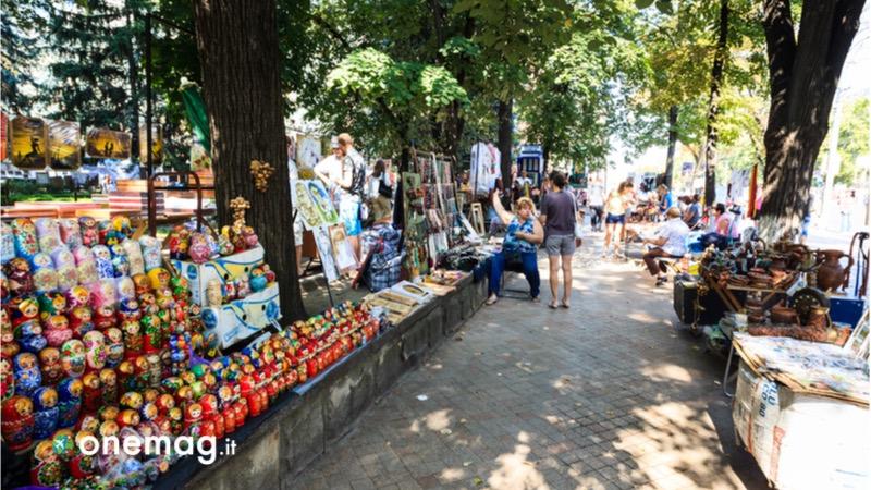 Cosa vedere a Chisinau, lo shopping