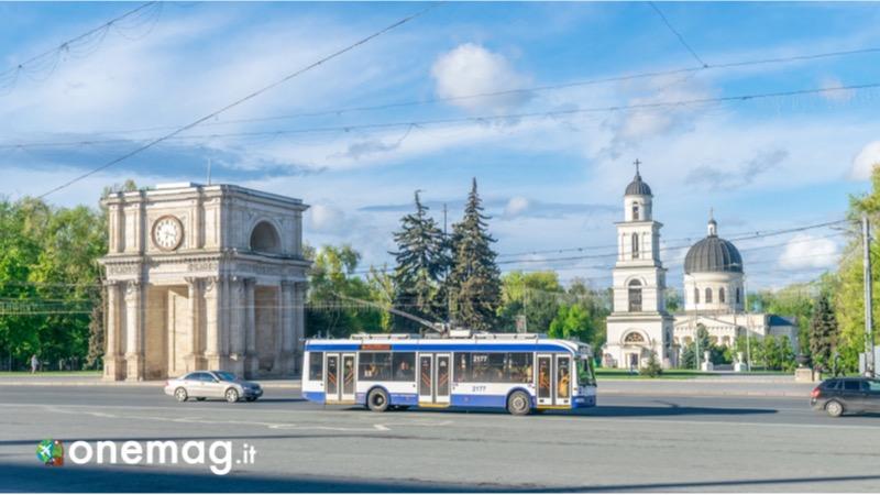 Cosa vedere a Chisinau, la Victory Square