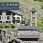 La chiesa di Sant Climent de Pal, Andorra