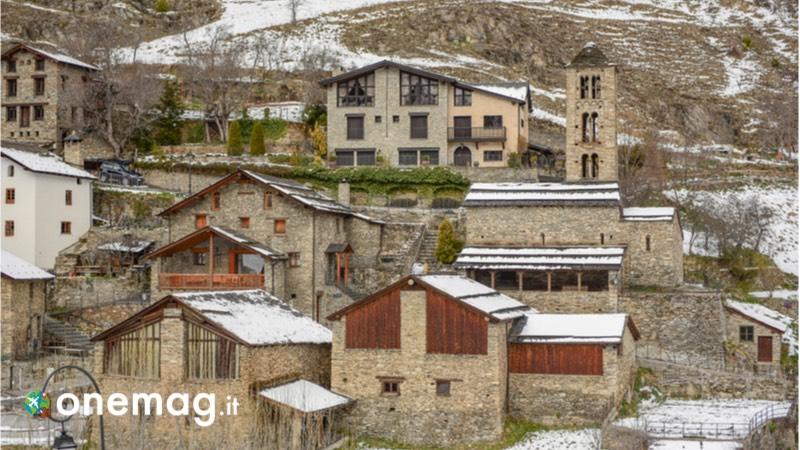 Sant Climent de Pal, la chiesa romanica di Andorra, la Massana