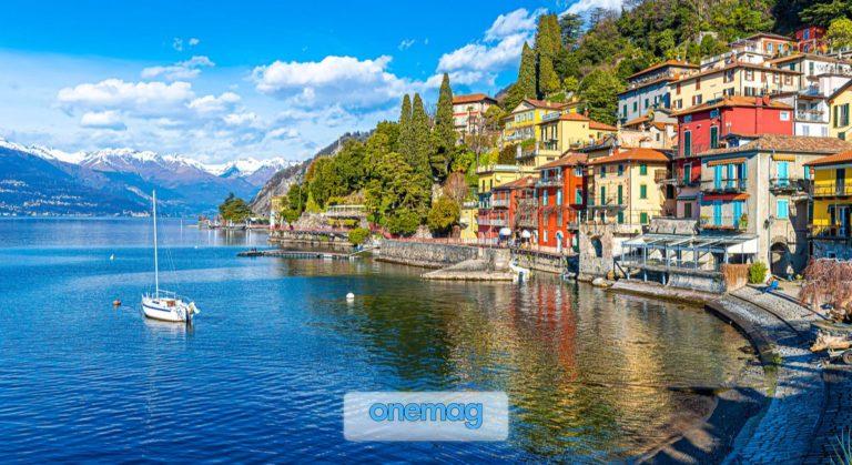 Lago di Como, tra natura e castelli