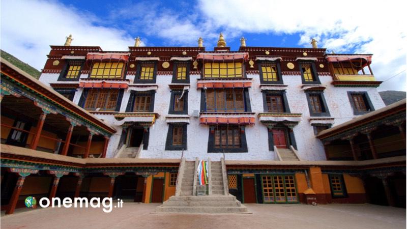 Visitare Lhasa, cosa vedere nella capitale del Tibet, il Monastero di Drepung