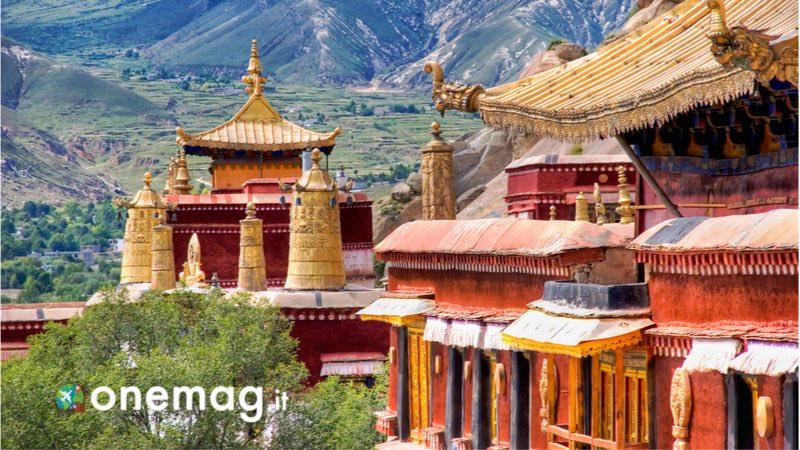 Visitare Lhasa, cosa vedere nella capitale del Tibet, il Monastero di Sera