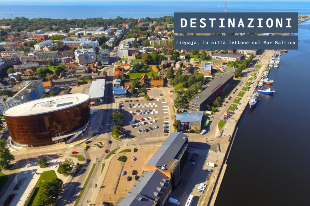 Cosa vedere a Liepaja