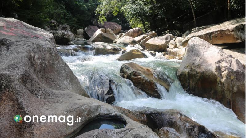 Cosa vedere a Nha Trang, cascata Ba Ho