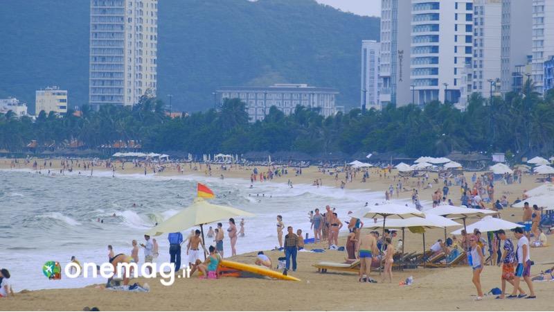 Cosa vedere a Nha Trang, spiaggia