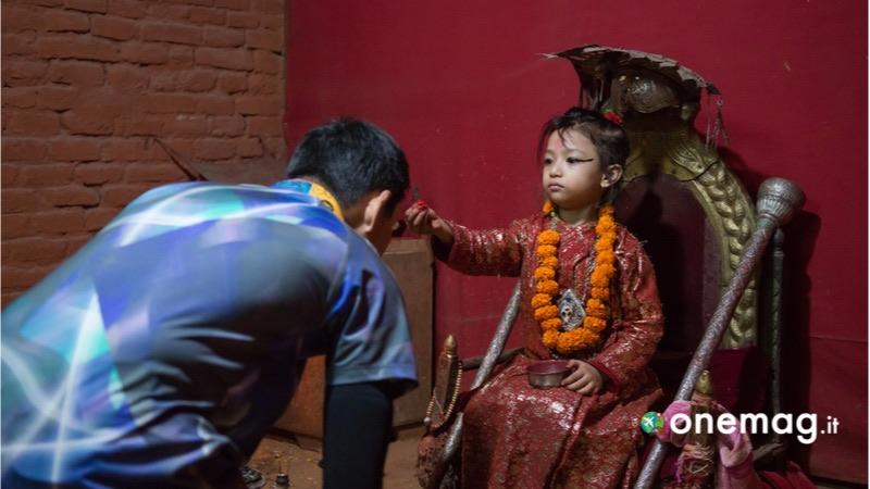Cosa visitare a Patan, la casa di Kumari