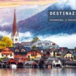 Salzkammergut, guida turistica del distretto dei laghi, il lago di Hallstatt