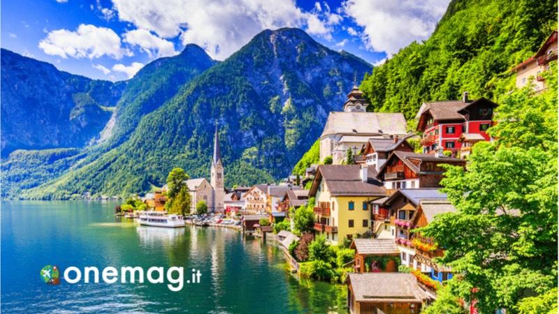 Visitare Salzkammergut, guida turistica del distretto dei laghi, Hallstatt