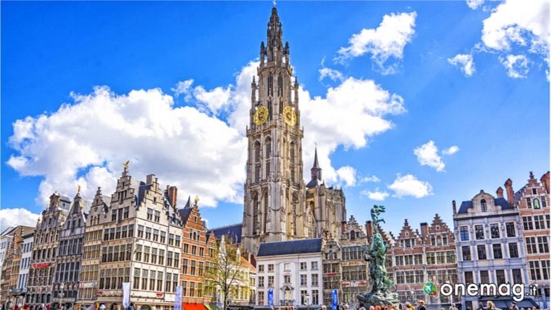 Cosa vedere ad Anversa: Cattedrale di Nostra Signora