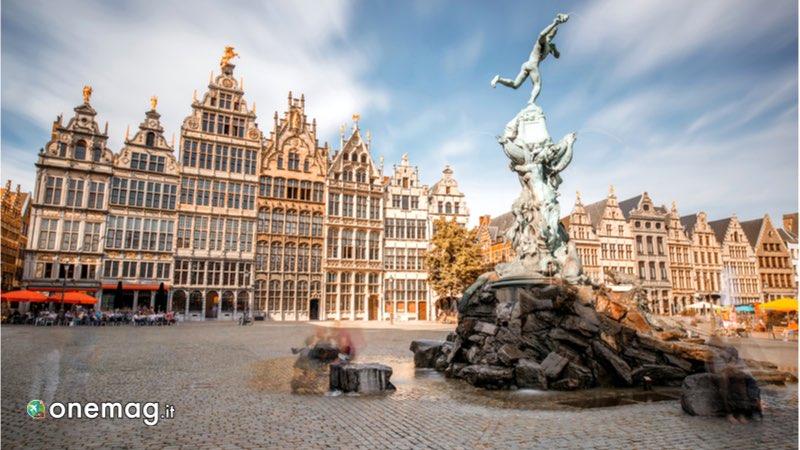 Cosa vedere ad Anversa: Grote Markt