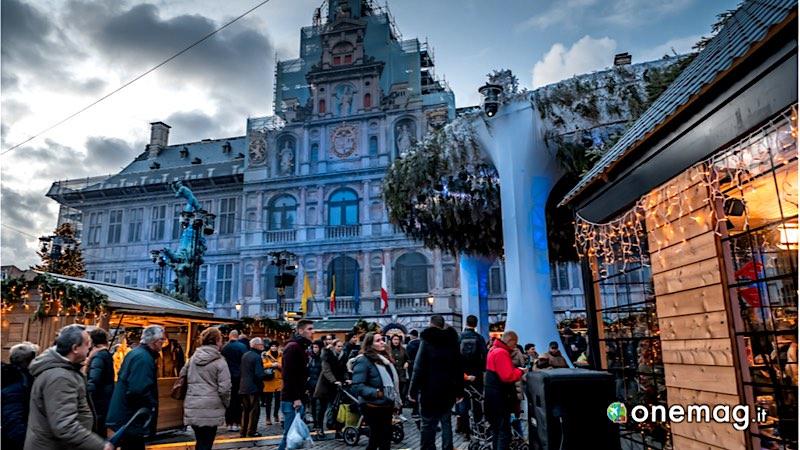 Mercatini di Natale ad Anversa