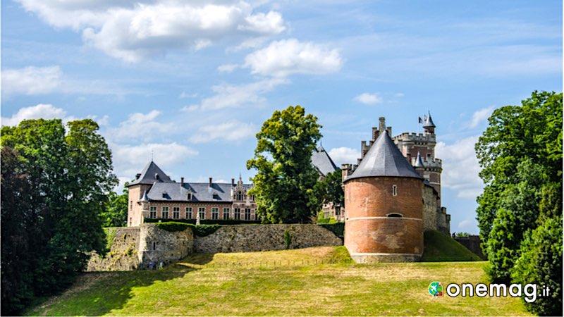 Cosa vedere ad Anversa: Castello Gaasbeek