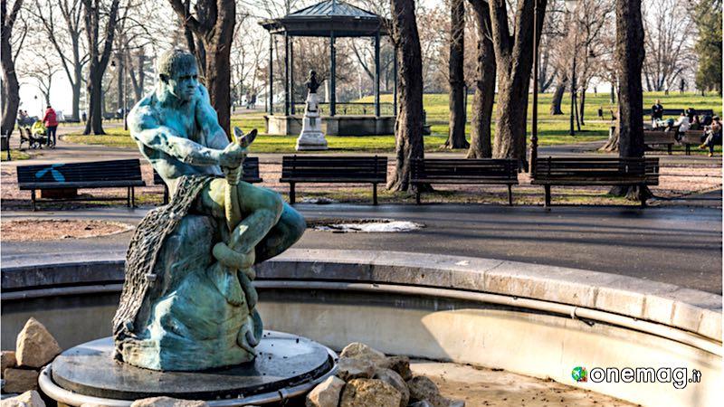 Cosa vedere a Belgrado, la Fontana del Pescatore