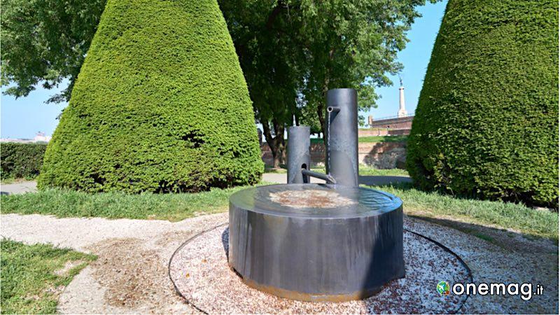 Fontana giapponese, Belgrado
