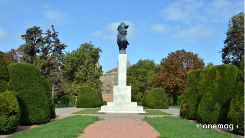 Monumento di ringraziamento alla Francia, Belgrado