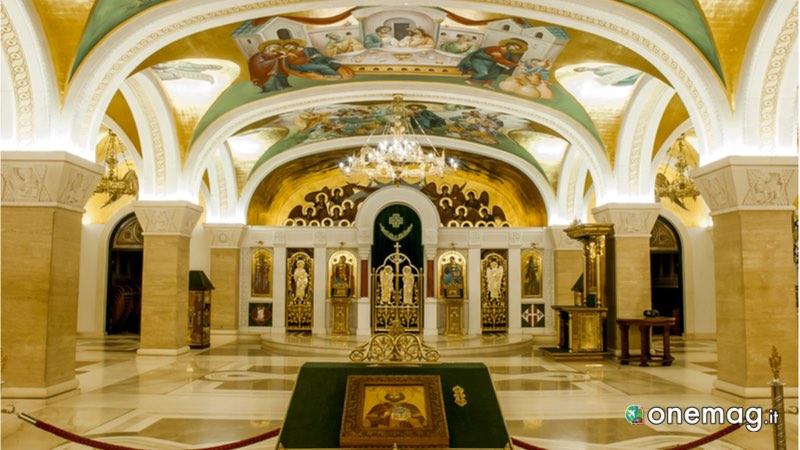 Tempio di San Sava, interno