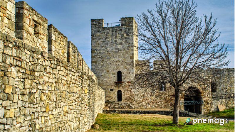 Cosa vedere a Belgrado, la Cinta muraria