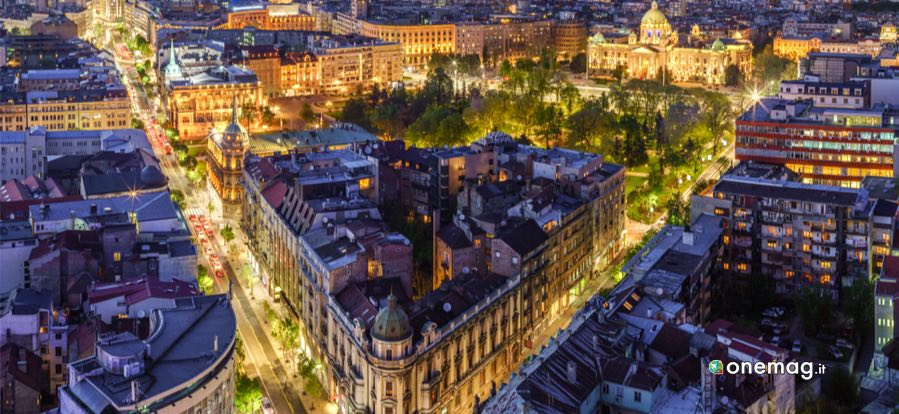 Cosa vedere a Belgrado panorama