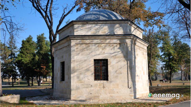 Cosa vedere a Belgrado, Tomba ottomana