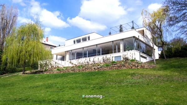 Cosa vedere a Brno, Villa Tugendhat