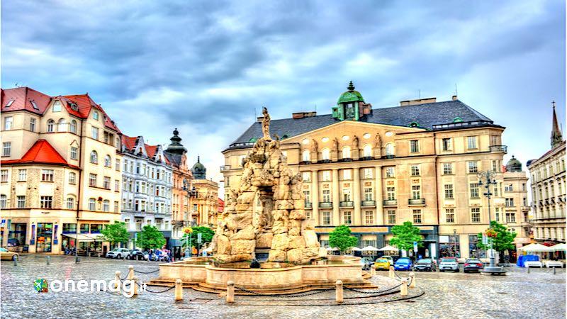 Brno, la città vecchia