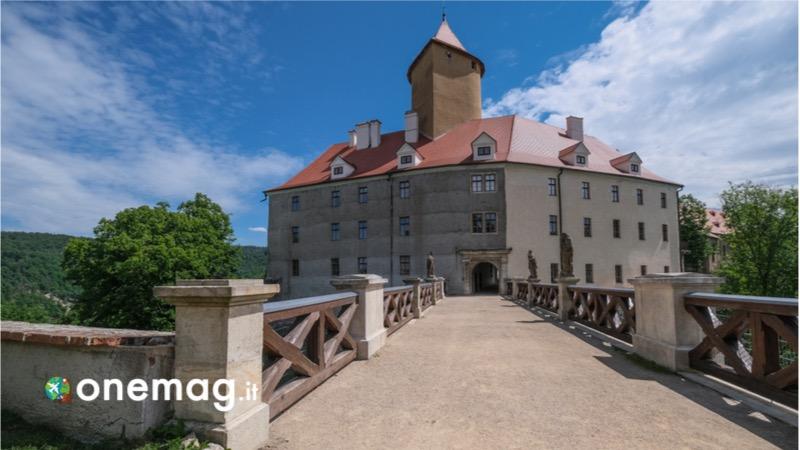 Cosa visitare a Brno, il Castello di Veveri