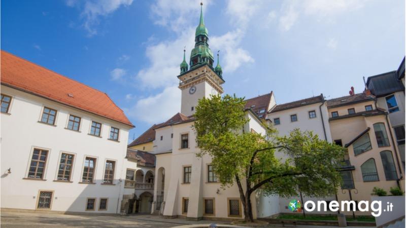 Cosa visitare a Brno, il Vecchio Municipio